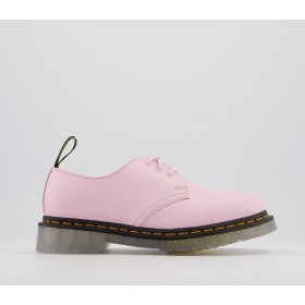Dr. Martens 1461 Ice 3 Eye Shoes Pale Pink - Flat Shoes for Women for Women 4CCGR6914