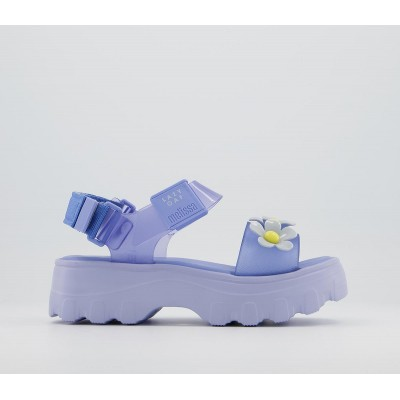 Melissa Melissa X Lazy Oaf Kick Off Bloom Sandals Cloud - Womens for Women new look RS6OS5690