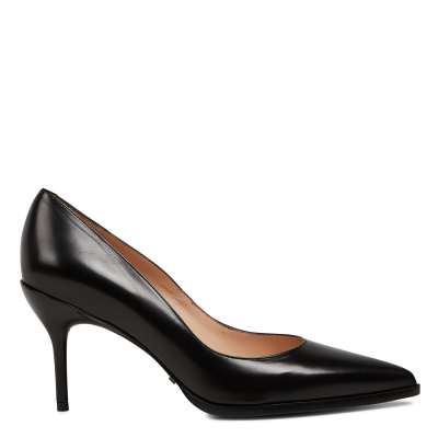 FREE LANCE Women's JAMIE 7 PUMP - Black Pointed leather pumps New EUOO869