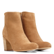 JONAK Women NEVADA CROUTE - Brown Heeled leather mid-calf boots sale next GIVE317