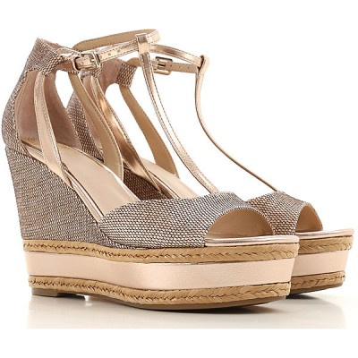 Guess Women Wedges Golden Rose Number 1 Selling DIOU924