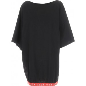 Dsquared2 Women Dresses New Black•Other colors: Red Going Out The Top Selling JPWA283