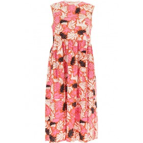 Marni Women Dresses New Brick•Other colors: Pink,White for wedding business casual YBCT222