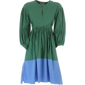 Max Mara Women Dresses New Green•Other colors: Blue to wear to a wedding Boutique MWUN278