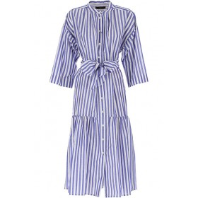 Max Mara Women Dresses New White•Other colors: Blue Hot Sale BQGG534