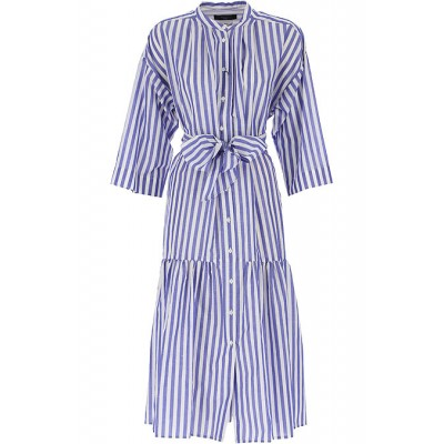 Max Mara Women Dresses New White•Other colors:Blue Hot Sale BQGG534