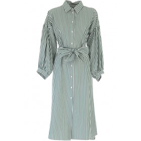 Max Mara Women Dresses New White•Other colors: Green Plus Size Fit ENLG757