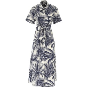 P.A.R.O.S.H. Women Dresses New White•Other colors: navy summer Number 1 Selling QSPB533