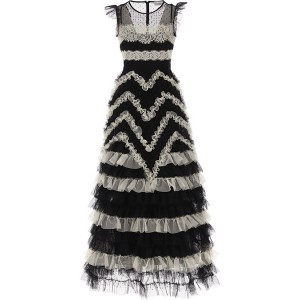 RED Valentino Women Dresses New Black•Other colors: White by lori Online Wholesale AILS606