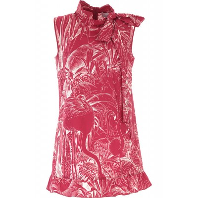RED Valentino Women Dresses New Pink Party•Other colors:Beige Plus Size Latest Fashion AQWS879