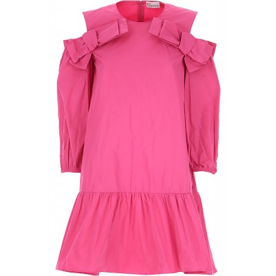 RED Valentino Women Dresses New Pink Plus Size PSLV493