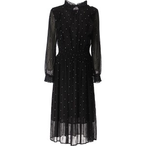 Silvian Heach Women Dresses New Black•Other colors: Silver Casual PTJB642