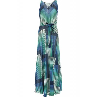 Twin Set by Simona Barbieri Women Dresses New Azure•Other colors:Black,Water Green queen New Look SYJK473