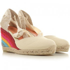 Castaner Women Slip-ons White•Other colors: Multicolor On Line WPCO425