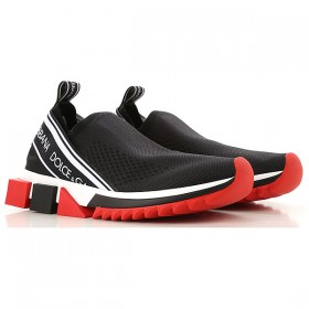 Dolce & Gabbana Women Slip-ons Black•Other colors: Red,White new look PEBP195