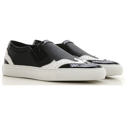 Givenchy Women Slip-ons Black•Other colors:White TLUF181