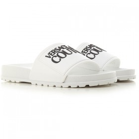 Versace Jeans Couture Women Slip-ons White•Other colors: Black NRIK994
