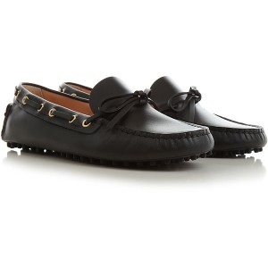 Car Shoe Women Loafers Black comfortable MDGY496