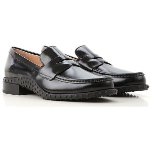 Tod's Women Loafers Black business casual DIKD602