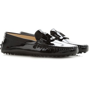 Tod's Women Loafers Black Trends 2021 LALH632