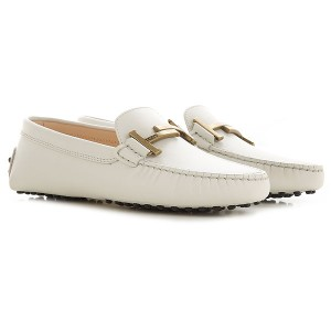 Tod's Women Loafers White fashion guide LUQY189