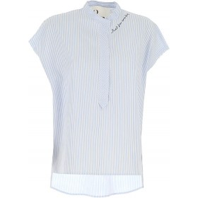 8 PM Women Tops Light Blue•Other colors: White YMDV640