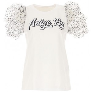 Aniye By Women Tops White•Other colors: Black guide ZLGI329