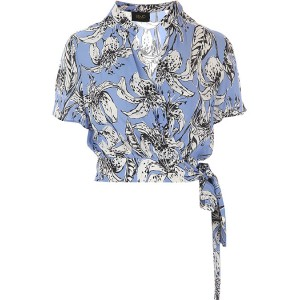 Liu Jo Women Tops Blue Provence•Other colors: White 2021 ICZY717