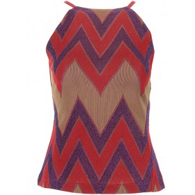 Missoni Women Tops Purple•Other colors: Red,Gold new in DFVL384
