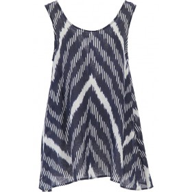 P.A.R.O.S.H. Women Tops navy•Other colors: White FIZA708