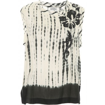P.A.R.O.S.H. Women Tops White•Other colors: Black The Most Popular XJOY147