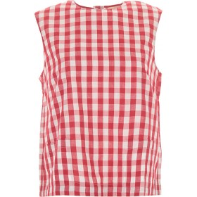 Semicouture Women Tops Red•Other colors: White good quality UCFH173