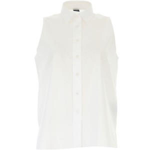 Fay Women Shirts White queen new look RBNX654