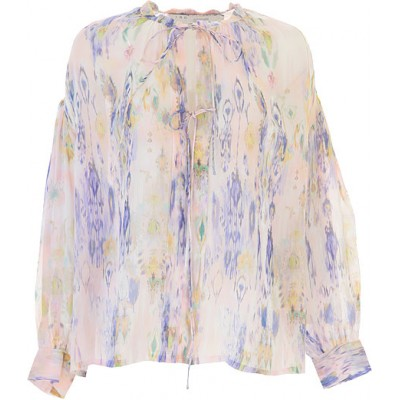 IRO Women Shirts Pink•Other colors:Multicolor Size L VRGM706