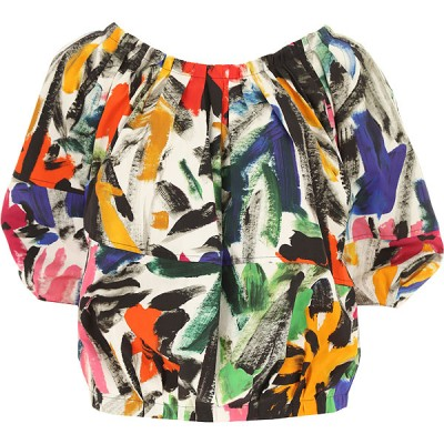 Marni Women Shirts Multicolor•Other colors:Red Number 1 Selling VNGT389
