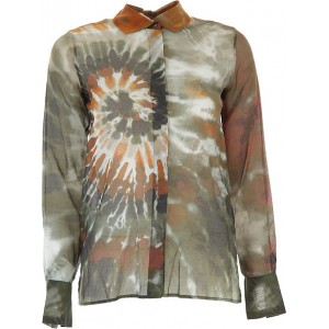 Valentino Women Shirts Green•Other colors: Brown Wedding Trends 2021 PBCE938