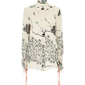 Victoria Beckham Women Shirts Cream•Other colors: Black,Green At Target YNUX146