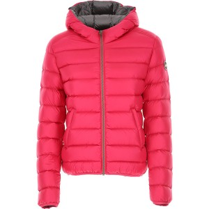 Colmar Women Down Jackets Strawberry Pink going out At Target SCCK484