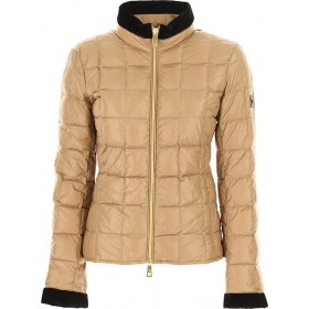 Fay Women Down Jackets Sand•Other colors: Black evening VPEX342
