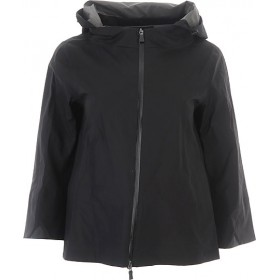 Herno Women Down Jackets Black night out Number 1 Selling EABU745