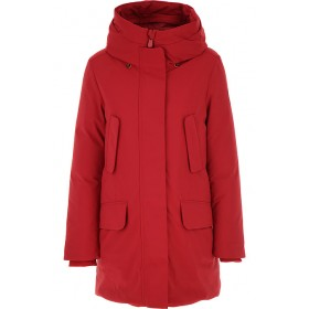Save the Duck Women Down Jackets Bordeaux Red queen EQLO163