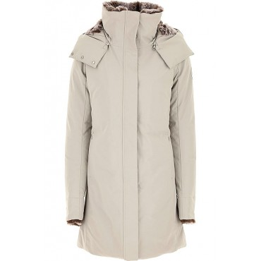 Save the Duck Women Down Jackets ice Gray Wedding WPXM960