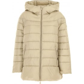 Save the Duck Women Down Jackets Ivory night out Trending HWCI408