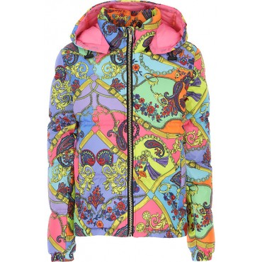 Versace Jeans Couture Women Down Jackets mulicolor summer In Store QZCS204