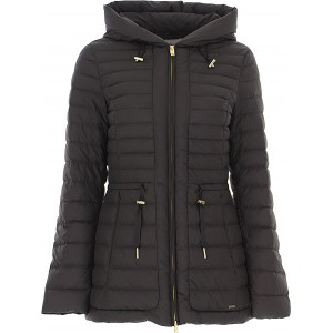 Woolrich Women Down Jackets Black Party At Target YLNE462