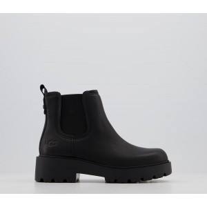 UGG Markstrum Boots Black - Womens Boots for Women Clearance 0TWL58139