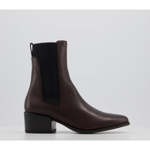 Vagabond Shoemakers Marja High Boots Brown - Ankle Boots for Women Number 1 Selling 9GHTH5466