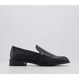 Vagabond Shoemakers Frances Loafers Black - Flat Shoes for Women for Women For Sale LGMBO3916